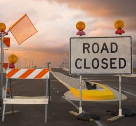 Zákaz jazdy ťažkých vozidiel na úseku cesty M86 od 1. marca 2020