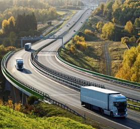 Letné zákazy jázd na území Rakúska
