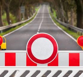 Prerušenie premávky na hraničnom priechode Vyšné Nemecké – Užhorod
