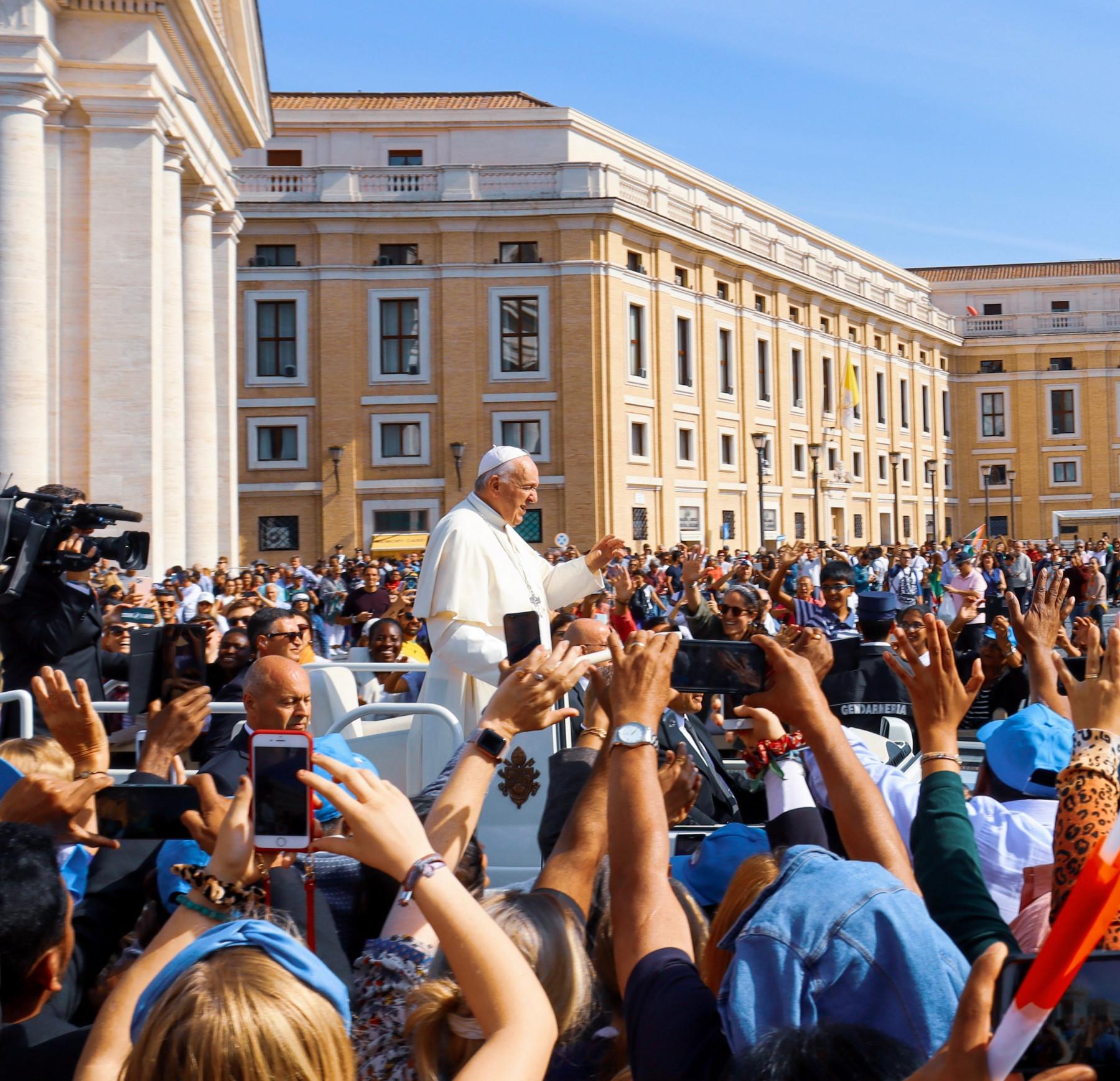 Dopravné obmedzenia v súvislosti s návštevou pápeža v SR