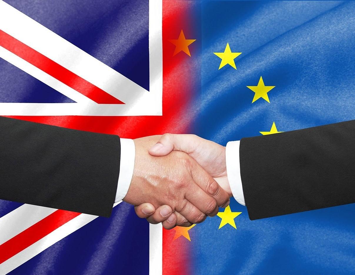 Dohoda medzi Veľkou Britániou a Európskou úniou